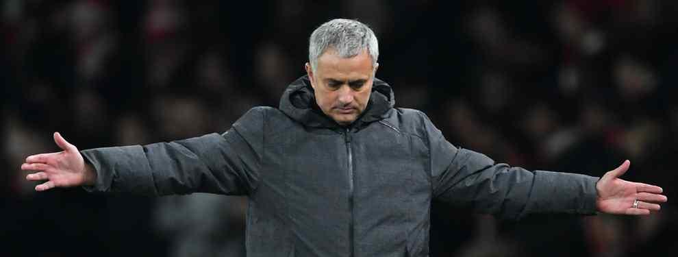 José Mourinho pasa al ataque: el jugador del Real Madrid que quiere para enero
