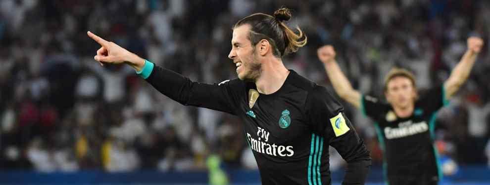 El equipo al que ha pedido ir Gareth Bale si tiene que salir del Real Madrid