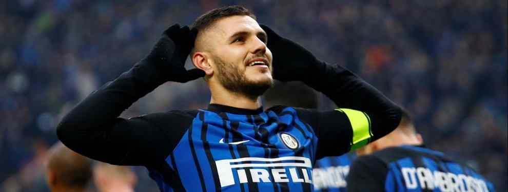 La oferta de 140 millones de euros que tiene el Inter por Mauro Icardi (y no es del Real Madrid)