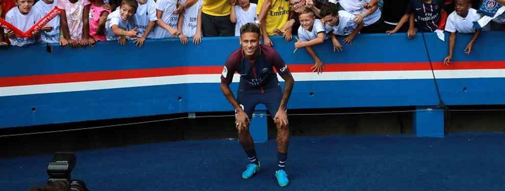 El ultimatum de Neymar a PSG: quiere sí o sí a este jugador