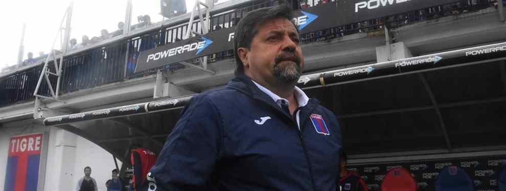 Caruso Lombardi está cerca de arreglar con un equipo del ascenso. B NACIONAL. El ex entrenador de Tigre tiene serias probabilidades de volver a trabajar en un equipo importante del sur bonaerense. Los detalles, en la nota