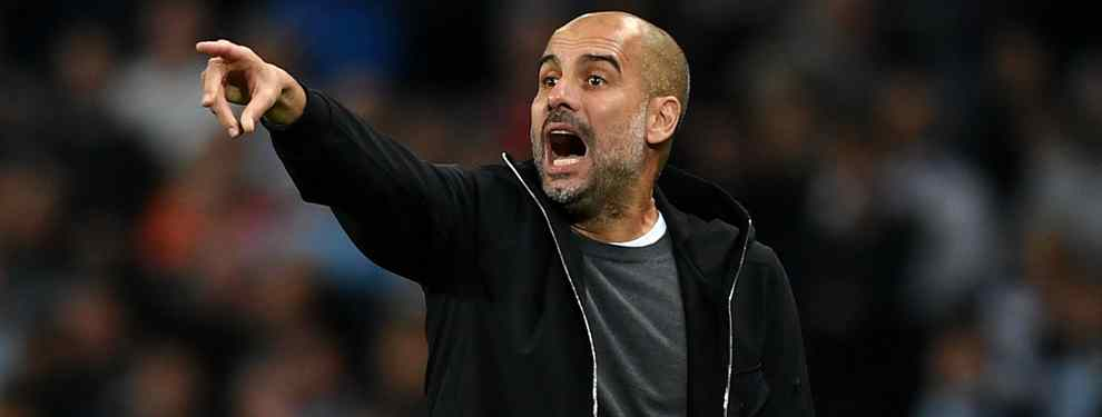 Pep Guardiola pone 56 millones de euros para llevarse a un crack del Barça (y no te lo imaginas)