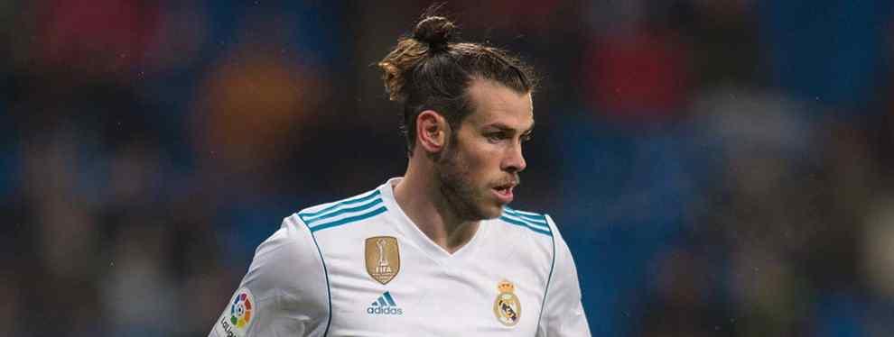 Gareth Bale revienta el Nuevo Año con una oferta de locos (¡Ojo al bombazo!)