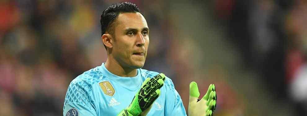 Keylor Navas cuenta un secreto que revienta un fichaje de Florentino Pérez para el Madrid