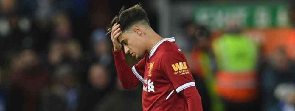 La llegada de Coutinho al Camp Nou destapa un lío tremendo en el Barça