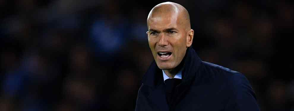 Este destacado jugador de la plantilla del Real Madrid que dirige Zinedine Zidane tiene sobre la mesa una propuesta inmejorable para abandonar el club madridista