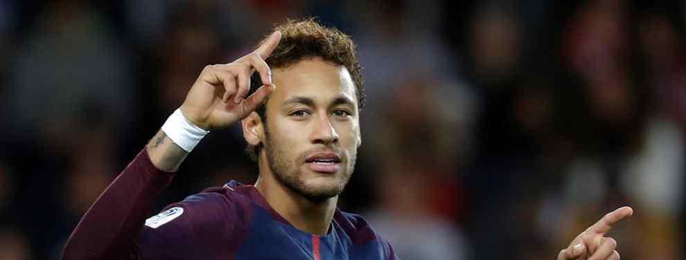 Bombazo. Neymar da un paso al frente. El crack del PSG tiene entre ceja y ceja aterrizar en el Santiago Bernabéu y pide pista. El último movimiento que lo coloca en las puertas del Santiago Bernabéu.