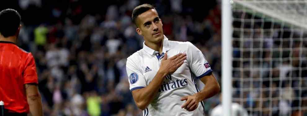 La oferta de la Premier para sacar a Lucas Vázquez del Real Madrid es un bombazo