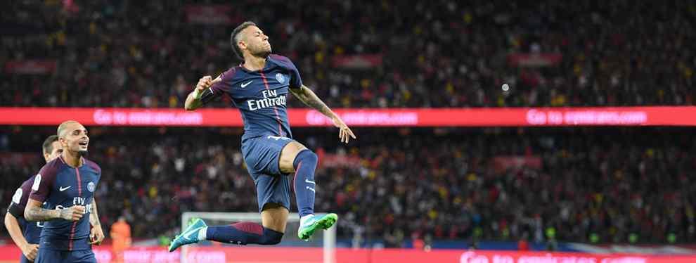 Neymar revienta el fichaje de Cristiano Ronaldo por el PSG (Ojo a la amenaza)