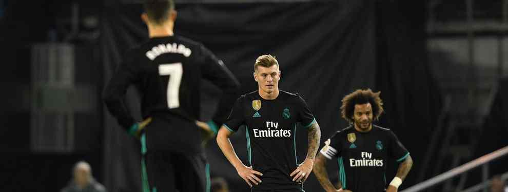 Florentino Pérez encuentra el relevo ideal para un peso pesado del Real Madrid