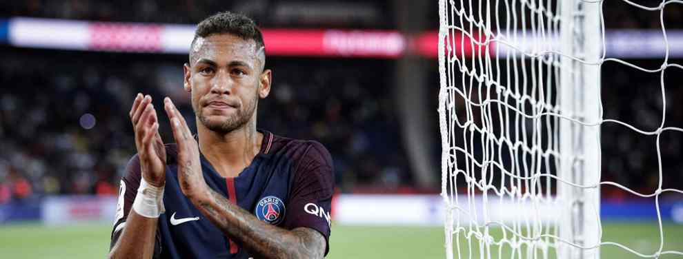 Neymar pide una cabeza a Florentino Pérez para fichar por el Real Madrid (y no es Cristiano Ronaldo)