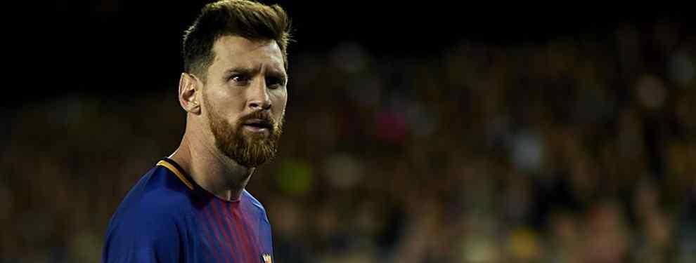 Messi no se habla con un crack del Barça (y te contamos con quién)