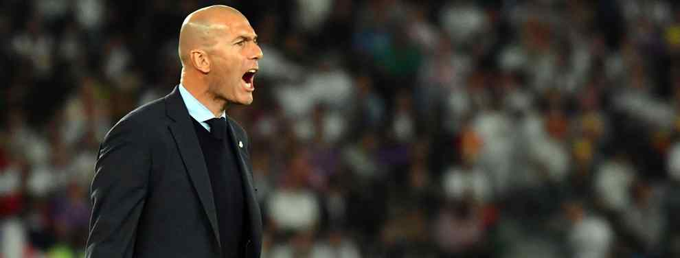 Este destacado futbolista no quiere saber nada del Real Madrid que preside Florentino Pérez mientras Zinedine Zidane continúe sentado en el banquillo del Santiago Bernabéu