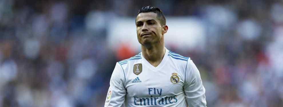 Cristiano Ronaldo pone nombre a los jugadores que quieren cargarse a Zidane en el Real Madrid