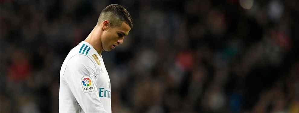 Cristiano Ronaldo se carga a un crack del Real Madrid: ¡La puñalada más bestia por la espalda!