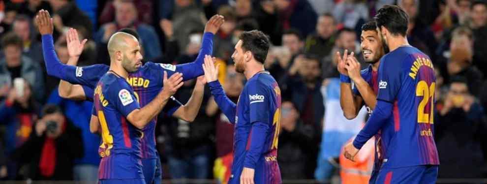 Messi se estrenó en la presente edición del torneo del KO y no dio opción al equipo gallego. Los azulgrana bailaron al son de la magia del argentino y vencen por 5-0, 6-1 en el global de la eliminatoria.