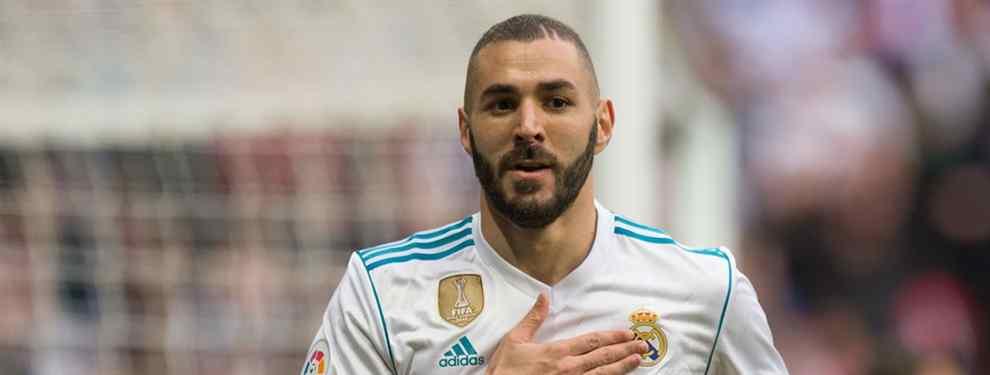 Benzema se pone chulo: las dos ofertas que ha rechazado para salir del Real Madrid en verano
