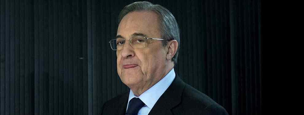 Florentino Pérez tiene una operación bomba para la última semana de enero (¡Alucinarás!)