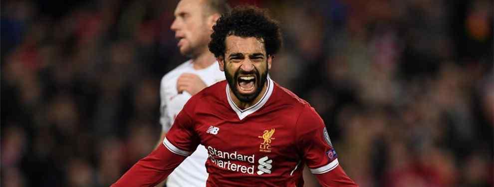 Salah suelta la bomba: el crack del Real Madrid que Florentino Pérez quiere meter en su fichaje