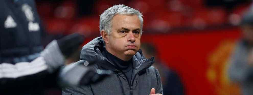 Mourinho se fija en el Madrid para revolucionar al United: dos bombas para la temporada 2017-2018