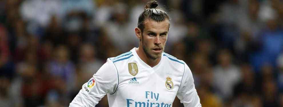 Florentino Pérez se ha puesto las pilas dispuesto a cerrar un fichaje galáctico lo antes posible. El acuerdo está cerca y Gareth Bale no se puede creer la operación que viene.