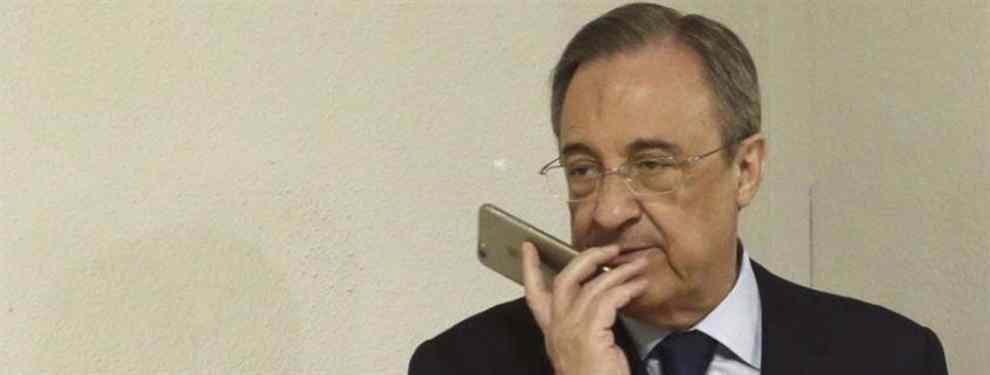 El tapado del Arsenal que Florentino Pérez quiere llevarse ya al Real Madrid