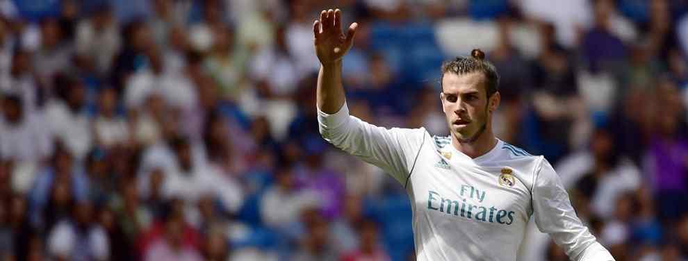 Gareth Bale quiere irse. El galés eligió el United como primera opción, pero no cierra puertas a nada, ni nadie, siempre y cuando el club de destino esté en la Premier.