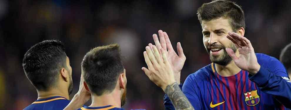 El Barça ha renovado los contratos de Gerard Piqué y Sergi Roberto. Ahora Messi quiere que el club de un paso más al frente con una nueva renovación.