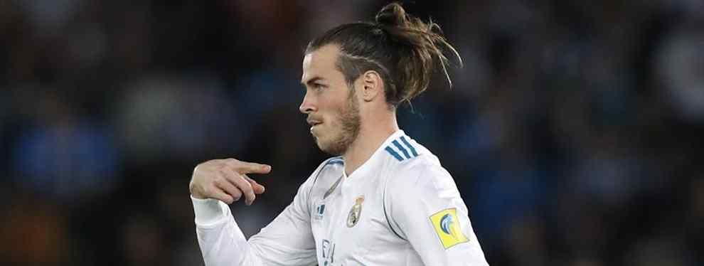 El equipo sorpresa de la Premier que entra en la puja para llevarse a Gareth Bale