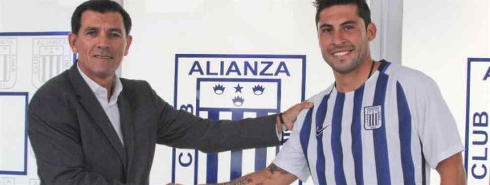 Velarde quiere ser el ¨10¨ de Alianza y la selección