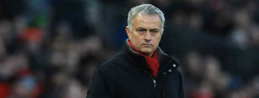 El Balón de Bronce que Mourinho pide para el United si el Real Madrid les deja sin un crack