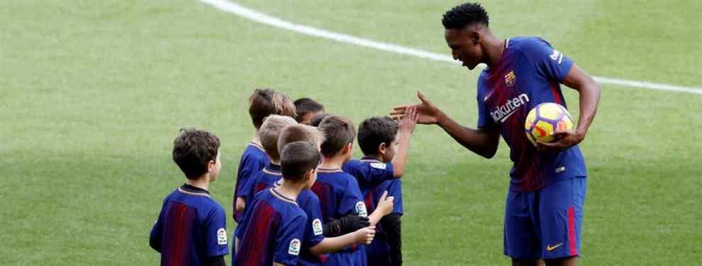El mensaje de Leo Messi que tranquilizó a un mosqueado Yerri Mina