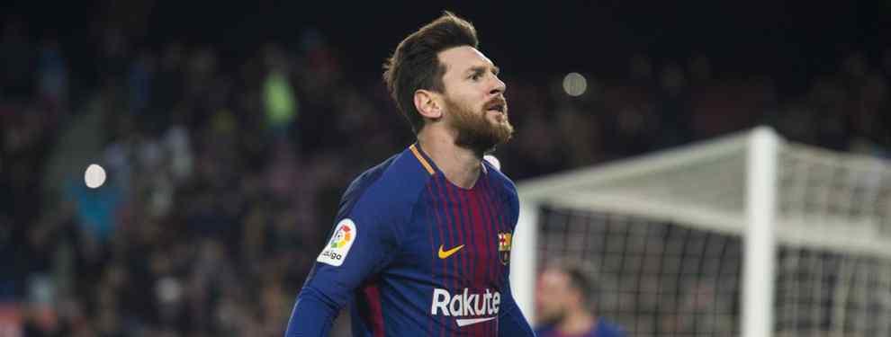 Messi quiere torpedear un fichaje cerrado por el Real Madrid (¡Ojo a la sorpresa!)