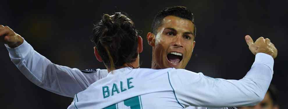 Cristiano Ronaldo lo sabe: los cinco fichajes de Florentino Pérez que Zidane no quiere en el Madrid