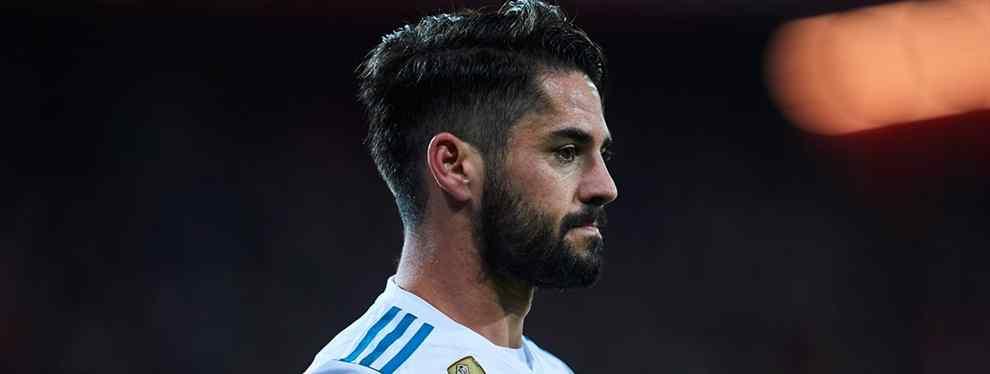 Isco avanza el fichaje bomba de Florentino Pérez para el Real Madrid (y está cerrado)