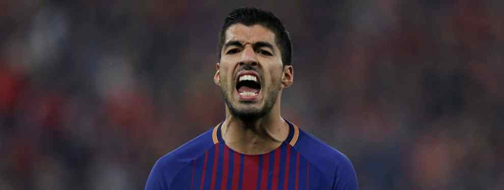 Messi alucina con la oferta que tiene Luis Suárez para dejar tirado al Barça