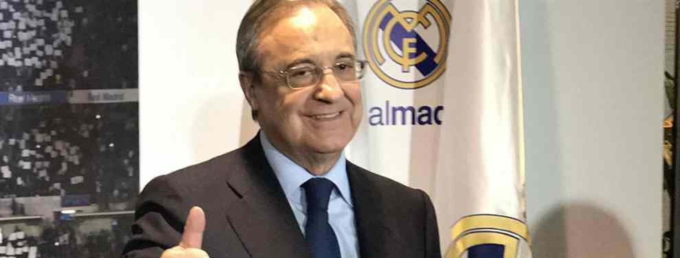 ¡Salta la sorpresa! Florentino Pérez cierra el primer fichaje para el Real Madrid