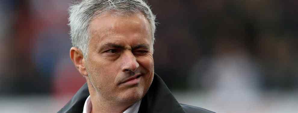 Mourinho pone en su punto de mira a un descarte de Zidane en el Real Madrid (y no es Isco)