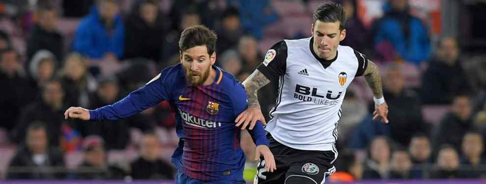 Leo Messi se acordó del Real Madrid tras ganar al Valencia y clasificarse a la final de la Copa del Rey. El '10' del Barça lanza un dardo brutal a Cristiano Ronaldo.