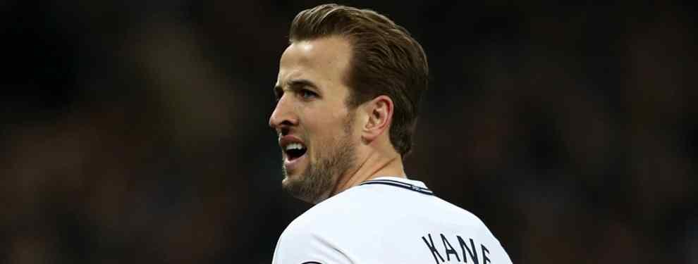 El equipo de Champions que se entromete en el fichaje de Harry Kane por el Real Madrid