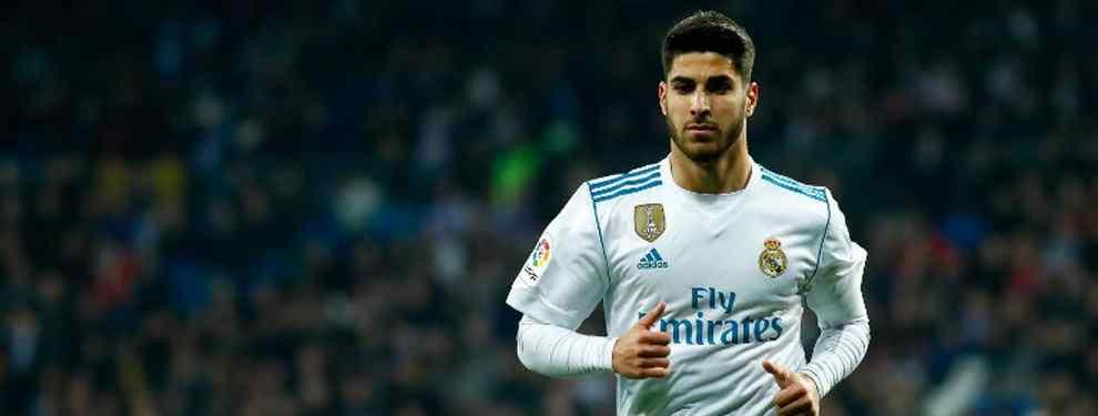 Marco Asensio se pone chulo: la oferta que tiene sobre la mesa para dejar el Real Madrid