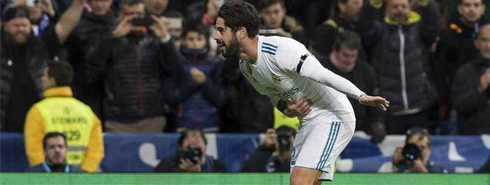 Isco se va: el grande de Europa que pone más de 100 millones para fichar al crack del Real Madrid