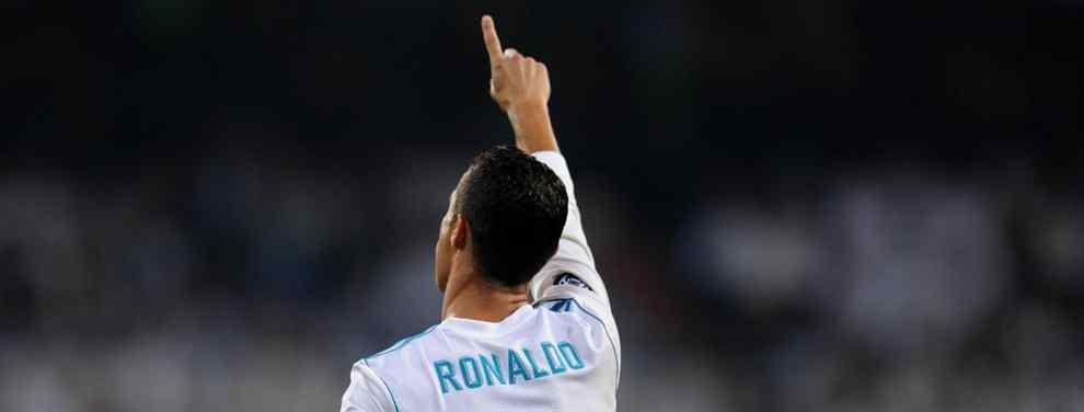 Cristiano Ronaldo asusta en el Real Madrid con el bombazo que tiene listo para el PSG