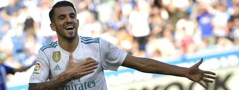 El equipo de Champions que quiere sacar a Dani Ceballos del Real Madrid