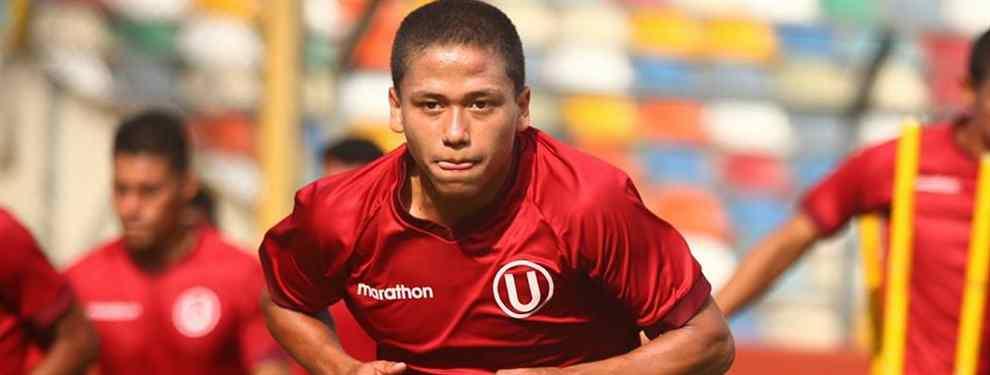 Promesa del fútbol peruano pone por delante a su Club antes que a la selección
