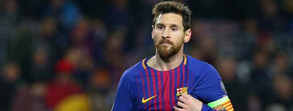 Este destacado futbolista del PSG ya le ha hecho llegar su contundente mensaje sobre sus preferencias por el club madridista a la estrella argentina del conjunto azulgrana