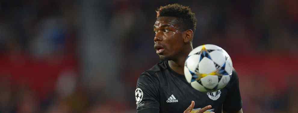 Pogba puede ser la bomba del Barça: la llamada que sentencia a un crack azulgrana
