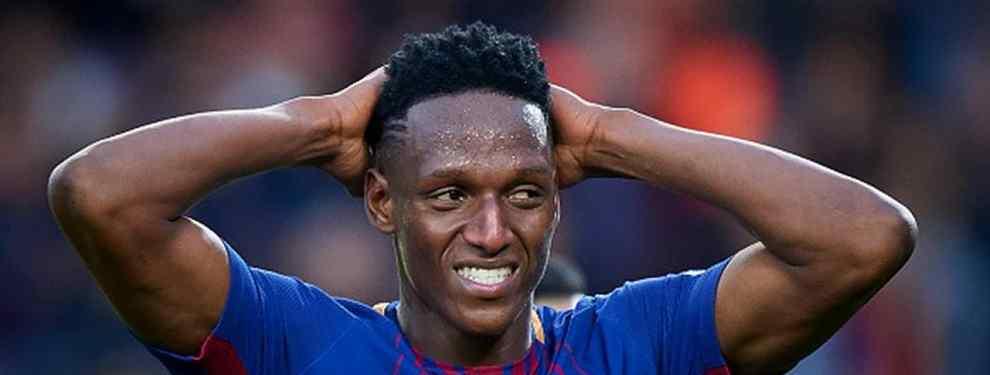 Yerry Mina suelta el bombazo: el intocable de Valverde que se plantea irse del Barça este verano