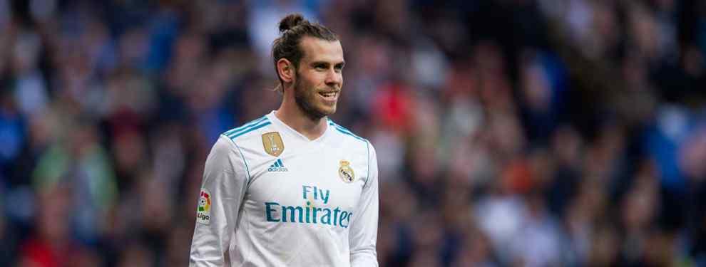 Gareth Bale vuelve loco a Florentino Pérez: la oferta que le presenta para dejar el Real Madrid