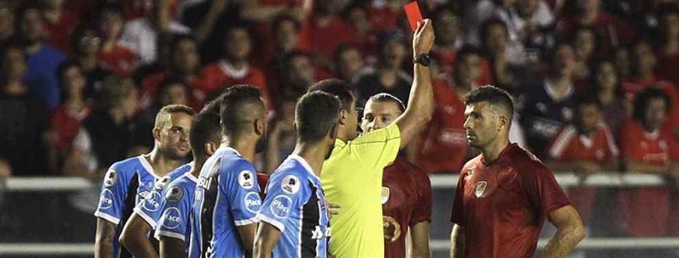 Gigliotti se perderá el debut de Independiente en la Libertadores
